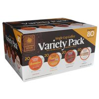 Copper Moon Coffee, Variety Pack, Single Serve Cups