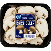 Kroger Fresh Selections Baby Bella Sliced Mushrooms
