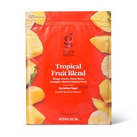 Tropical Fruit Frozen Blend - 48oz - Good & Gather™