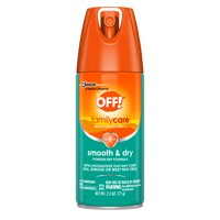 OFF! FamilyCare Insect Repellent I, Smooth & Dry, 2.5 oz (1 ct)