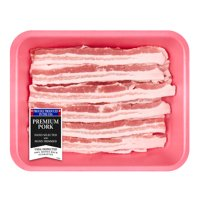 Pork Belly Sliced Boneless, 1.52 - 2.06 lb