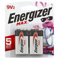 Energizer 9V Batteries