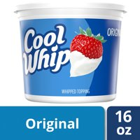 Cool Whip Original Whipped Topping, 16 oz Tub