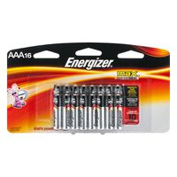 Energizer Max + Powerseal Batteries AAA - 16 CT