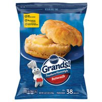 Pillsbury Grands Southern Homestyle Buttermilk Biscuits, 38 ct