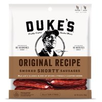 Dukes Original Recipe Smoked Shorty Sausages 5 oz.
