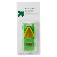 Safety Shield Tablet Cutter - 1ct - Up&Up™