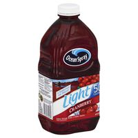 Ocean Spray Juice Drink, Lite, Cranberry