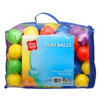 "Play Day 2.5"" Play Ball Pit Balls, 100 Count"