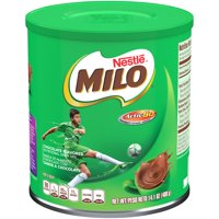 NESTLE MILO Chocolate Flavored Nutritional Drink Mix 14.1 oz. Canister