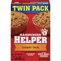 Hamburger Helper Cheesy Taco Twin Pack, 10.0 OZ