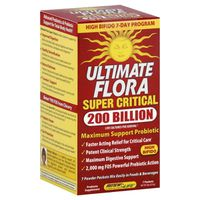 Renew Life Ultimate Flora Extra Care Probiotic 200 Billion