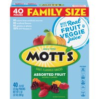 Mott's Medleys, Assorted Fruit Snacks, Gluten Free 32 oz