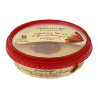 Central Market Gluten Free Sundried Tomato And Basil Hummus