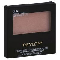 Revlon Powder Blush, 006 Naughty Nude