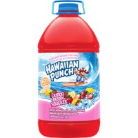 Hawaiian Punch Lemon Berry Squeeze Drink, 128 Fl. Oz.