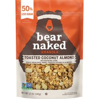 Bear Naked Fit Fit Toasted Coconut Almond Granola