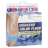 Applied Nutrition Weekend Colon Flush Dietary Supplement Tablets - 16 CT