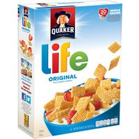 Quaker Life Original Multigrain Cereal