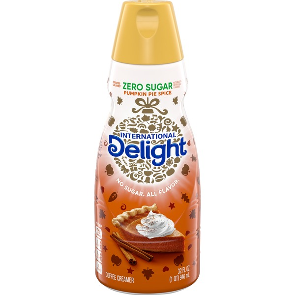 International Delight Sugar-Free Pumpkin Pie Spice Coffee Creamer