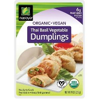 Nasoya Organic Thai Basil Vegetable Dumplings - 9oz