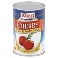 Solo Cherry Cake & Pastry Filling