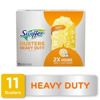 Swiffer Dusters Heavy Duty Refills, Unscented, 11 count