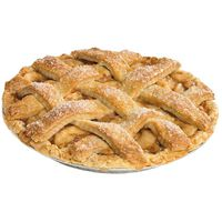 """Central Market 10"""" Traditional Apple Pie"""