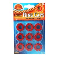 Imperial Toy Legends 216 Shot Ring Caps