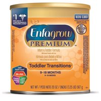 Enfagrow Premium Toddler Transitions Formula Powder, 20 oz Can