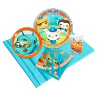 The Octonauts 16 Guest Party Pack