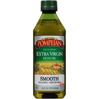 Pompeian Smooth Extra Virgin Olive Oil 16 Fl Oz