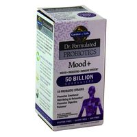 Garden of Life Probiotics, Mood+, Vegetarian Capsules