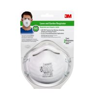 3M Lawn and Garden Respirator, 2/Pack