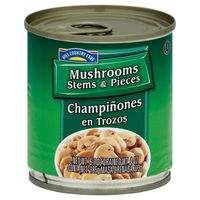 Hill Country Fare Mushrooms Stems & Pieces
