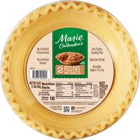 Marie Callender's Pastry Shell