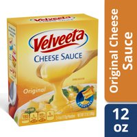 Velveeta Original Cheese Sauce, 3 ct - Pouches, 12.0 oz Box