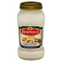 Bertolli Sauce Garlic Alfredo with Aged Parmesan Cheese