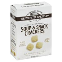 Westminster Bakers Co. Crackers, Soup & Snack
