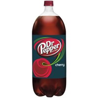 Dr Pepper Cherry Soda, 2 L