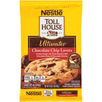 Toll House Chocolate Chip Lovers Cookie Dough