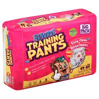 H-E-Buddy Big Pack Training Pants For Girls Size 4T 5T