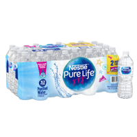 Nestle Pure Life Purified Water, 16.9 Fl. Oz., 32 Count