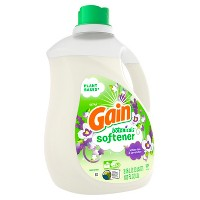 Gain Botanicals White Tea Lavender Liquid Fabric Softener - 103oz