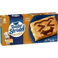 Pillsbury Toaster Pastries, with Icing Packets, Boston Cream