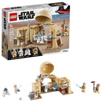 Star Wars: A New Hope Obi-Wan's Hut 75270 Adventure Building Toy for Children 7+ (200 pieces)