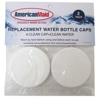 AmericanMaid BPA-Free Water Bottle Replacement Caps