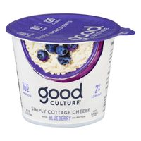 Good Culture Cottage Cheese  Blueberry