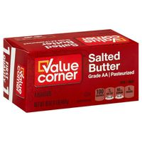 Value Corner Salted Butter