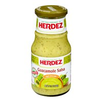 Herdez Guacamole Salsa, Medium, 15.7 Oz